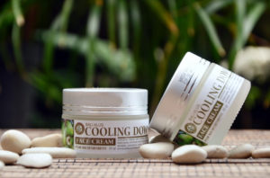 bali alus cooling down face cream