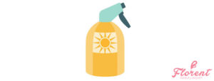 sunblock spray
