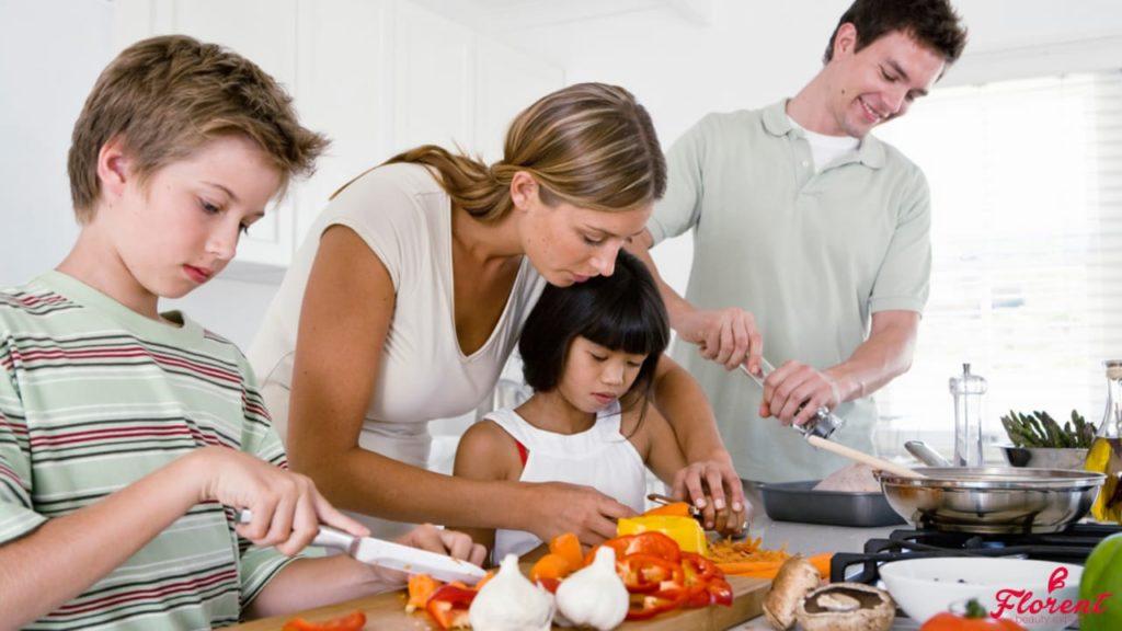 Berkumpul Keluarga